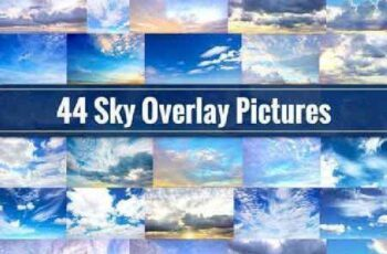 Sky Overlays - 44 Cloud Pictures 691518 2