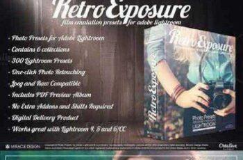 Presets for Lightroom Retro Exposure 651277 4
