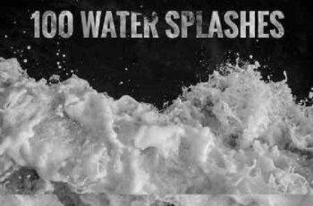 100 Water Splashes 333787 2