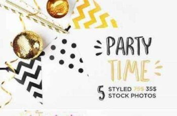 Party styled stock photography 360794 4