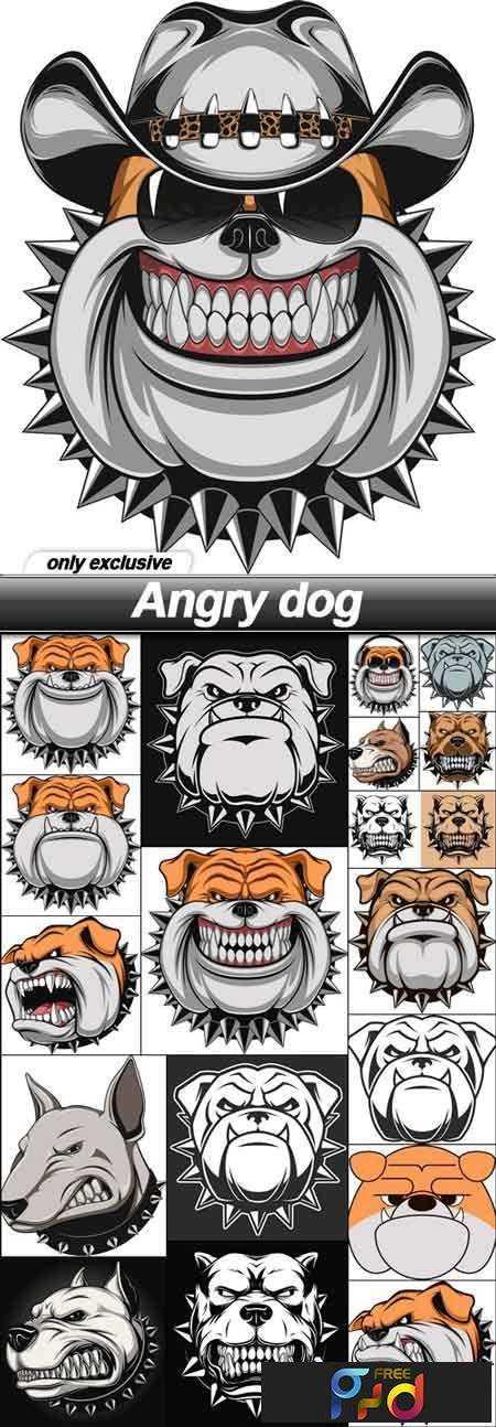 freepsdvn-com_1477470685_angry-dog-19-eps