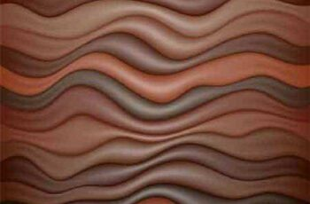 Abstract chocolate background - 19 EPS 3
