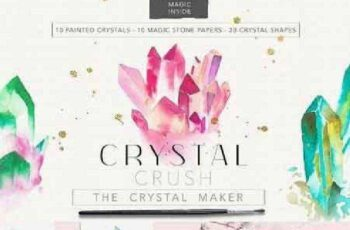Crystal Crush - the crystal maker 1124445 8