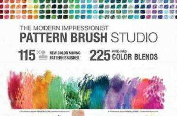 1701286 Modern Impressionist PS Brush Studio 1118181 6