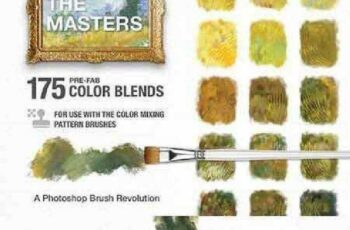 1701292 Impressionist Masters Color Blends 1118202 5