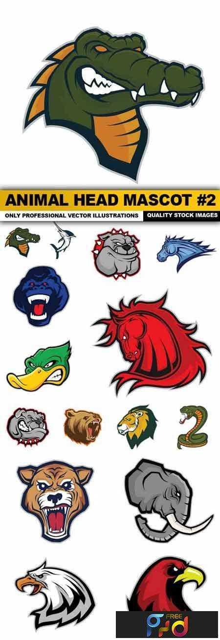 freepsdvn-com_vector_1701005_animal_head_mascot_15_vector