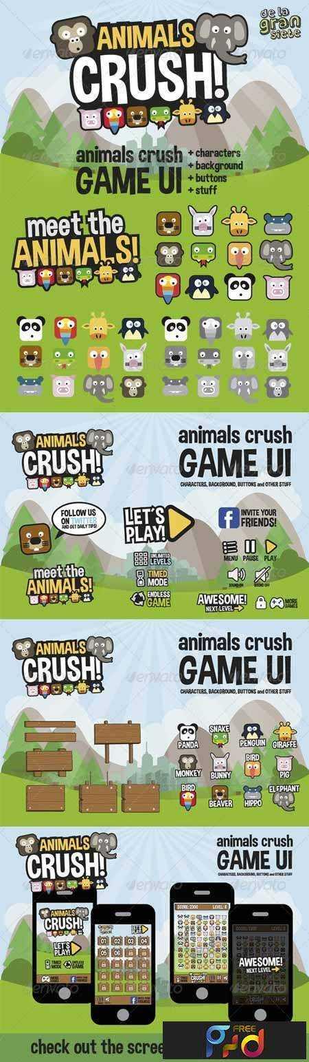 freepsdvn-com_vector_1701007_animals_crush_game_ui