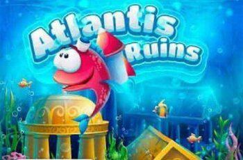 1701014 Atlantis ruins funny fish 18 EPS 5