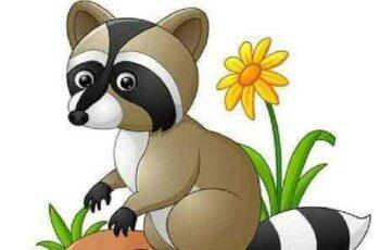 1701050 Cute Animals 9 35 Vector 7