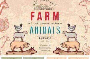 1701067 Farm Animals Collection 945193 2