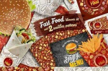 1701070 Fast Food Patterns and Elements 1007644 6