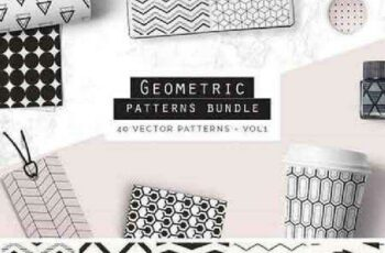 1701083 Geometric Patterns vol1 716282 4