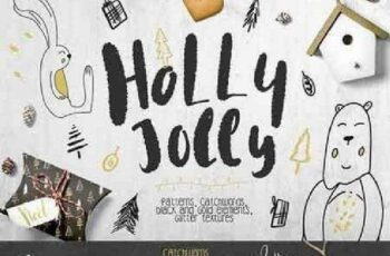 1701095 Holly Jolly Collection Patterns 1088570 2