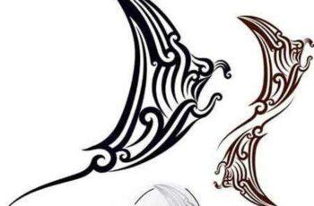 1701112 Maori tattoo pattern 23 EPS 6