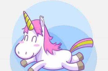 1701170 Unicorn Collection 25 7