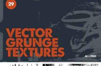 1701173 Vector Grunge Textures 1024305 7