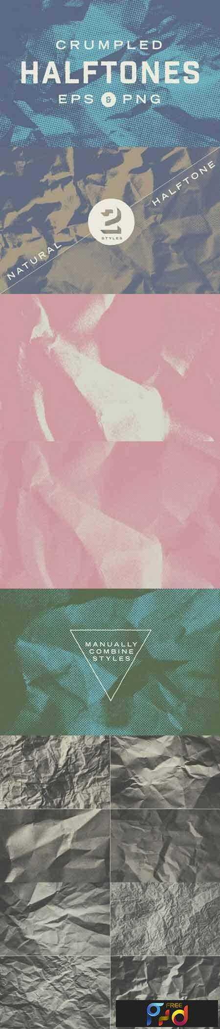 FreePsdVn.com_VECTOR_1701202_15_crumpled_paper_halftone_textures_180619
