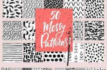 1701208 50 Messy Patterns 609126 2