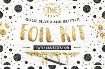 1701238 AI Gold Foil Kit Essentials Bonus 863256 5