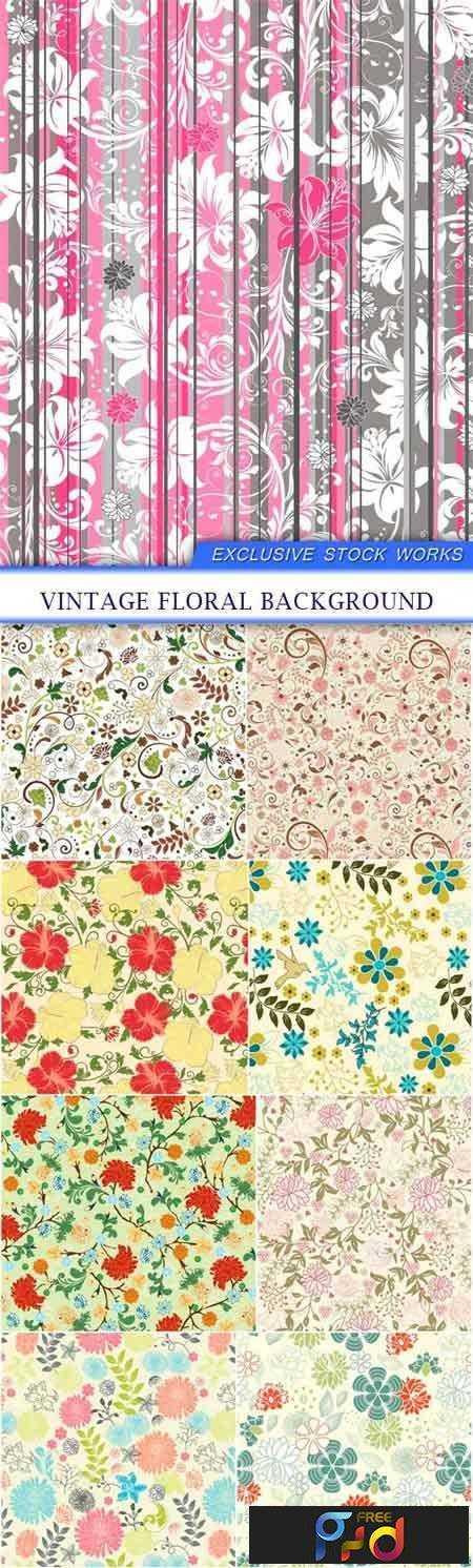 FreePsdVn.com_VECTOR_1701249_vintage_floral_background_9_eps