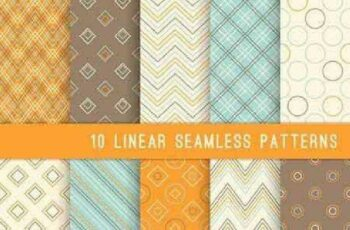 1701263 Seamless Pattern Collection 90 15 Vector 3