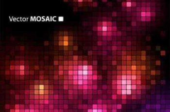 1701268 Abstract mosaic background 14 EPS 5