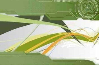 1701308 Abstract Background Collection 126 25 Vector 6
