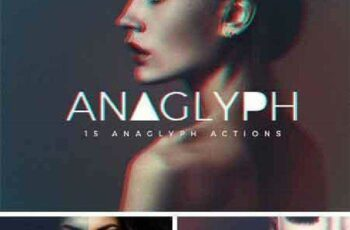 1702031 Anaglyph Photoshop Actions V2 715332 2