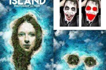 1702040 Island Photoshop Action 16413950 5
