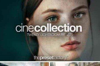 1702053 Cine Collection - Lightroom Presets 545127