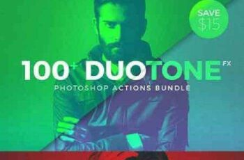 1702071 Duotone Photoshop Action Bundle 709497 3