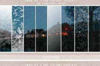 1702072 Snow, Fog & Ice Texture Overlays 26517 4