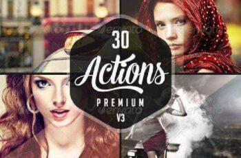 1702095 30 Premium Photoshop Actions 3 6084588 6