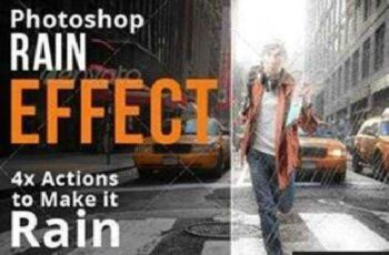 1702118 Rain Effect Photoshop Actions 6714180 7