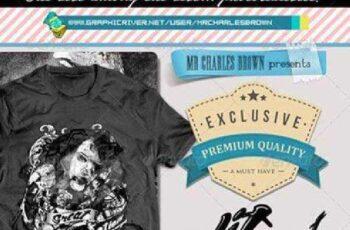 1702125 Advance T-Shirt Design Kit 2 – Stencil Fine Art 6480106 5