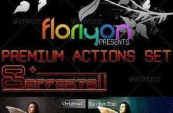 1702142 Premium Actions Set 4924213 4
