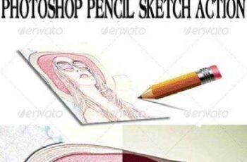1702157 Photoshop Pencil Sketch Action 7639292 5