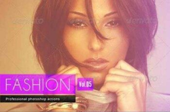 1702159 Fashion - Photoshop Actions [Vol.5] 7651571 7