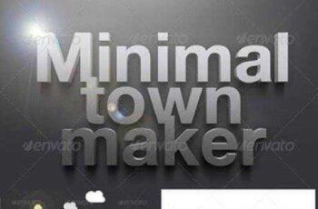 1702160 Minimal Town Maker 8473772 7