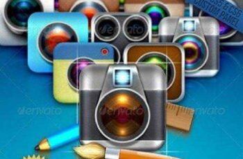 1702176 Professional Tool iOS Camera Icon Maker 2354514 2