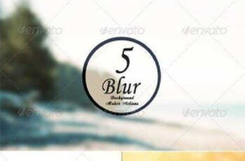 1702177 Blur Background Action Set V8 6157875 6