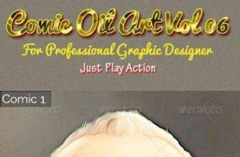 1702189 Comic Oil Art Vol 06 8375179 3