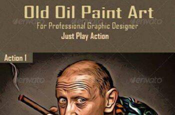 1702193 Old Oil Paint Art 8392177 3