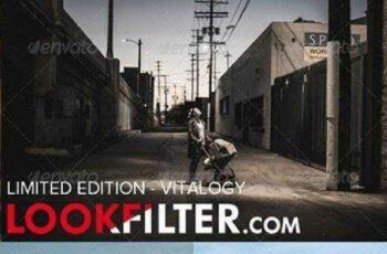 1702195 Limited Lightroom Preset- Vitalogy - Lookfilter 8165920