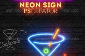 1702205 Neon Light Sign Photoshop Actions 8657469 5