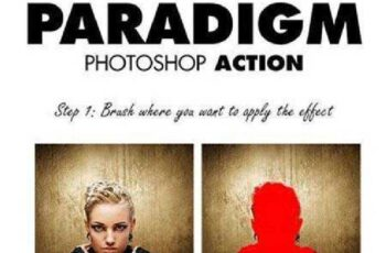 1702217 Paradigm Photoshop Action 8827250 6