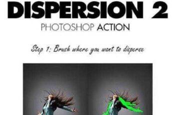 1702218 Dispersion 2 Photoshop Action 8929152 2