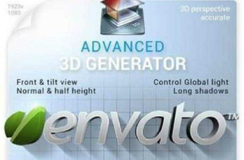 1702228 Advanced 3D Generator 8926737 2