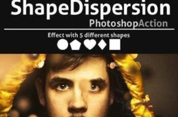 1702235 ShapeDispersion Effect Action 8980022 3