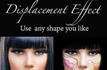 Displacement effect 8329063 3